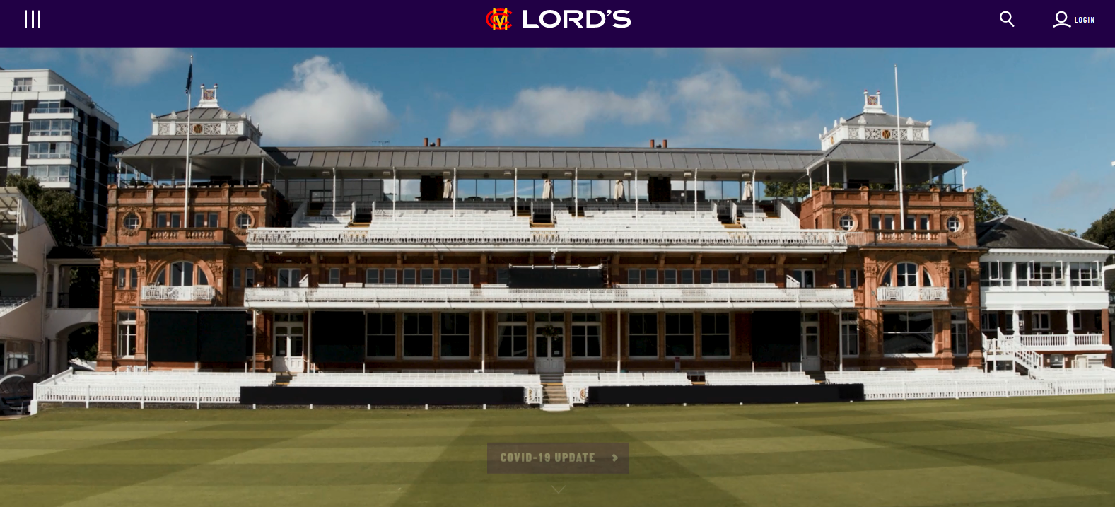 Lords.org: Cricket blog and Website