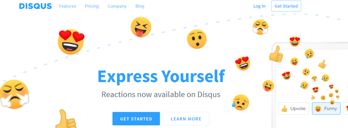 Disqus: WordPress widget