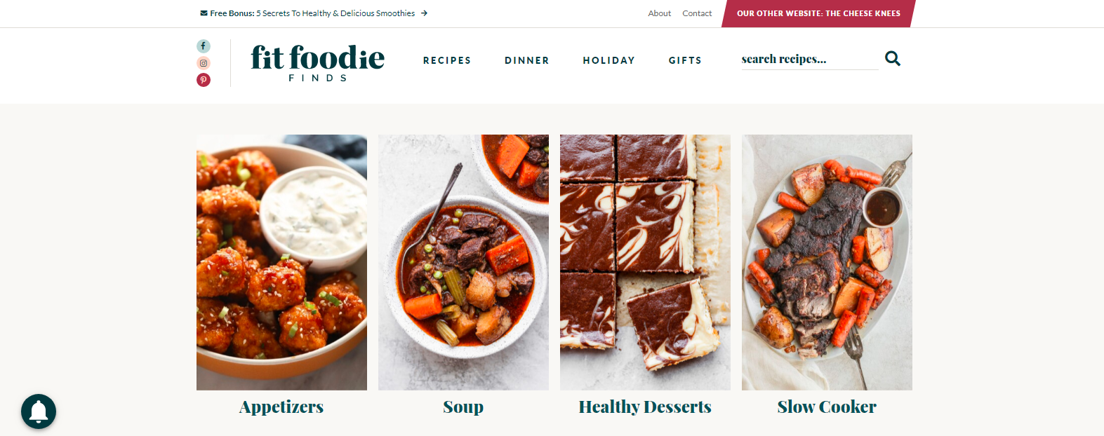 Fit Foodie Finds: Health Blog and Website